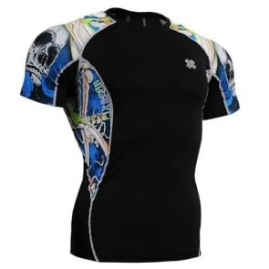 Fixgear BaseLayer Compression Top Short Sleeves C2SB19B