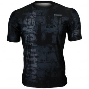 Btoperform Revolution Full Graphic Loose-fit Crew neck T-Shirts FR-363