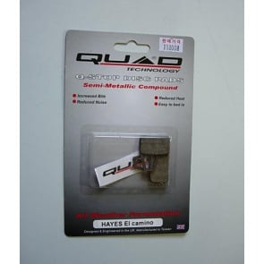 Quad Hayes El camino Disc Brake Pads Shoes QDP-34