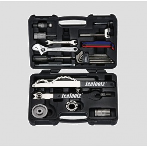 IceToolz 82F1 Bike Tool Kit Set Mechanic Essencial