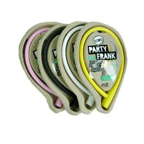 Knog Party Frank Silicon Bicycle Lock 4 colors