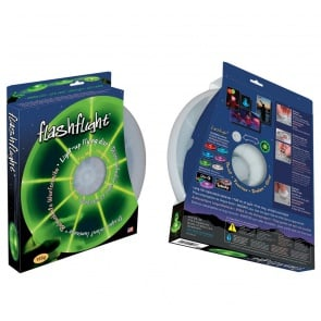 NITE IZE FLASHFLIGHT DISC GREEN