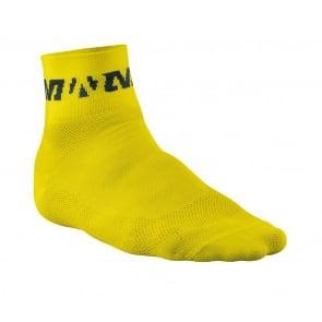 Mavic Race Socks Yellow Mavic