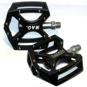 MKS DD-Cube MTB bicycle pedals magnesium sealed bearing