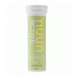Nuun Active Lemon Plus Lime 10 Tablets