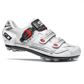 Sidi Eagle 7 MTB Cycling Shoes White White