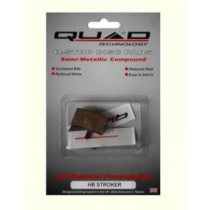 Quad Hayes HB Stroker Disc Brake Pads Shoes QDP-46