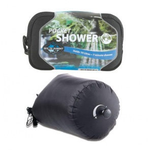 SeatoSummit Pocket Shower Water Bag 10L