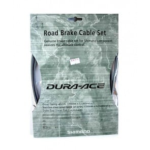 Shimano Road Bike Brake Cable Set Dura-Ace Y80098070