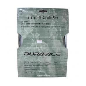Shimano Road Bike Shifter Cable Set Dura-Ace Y60098080