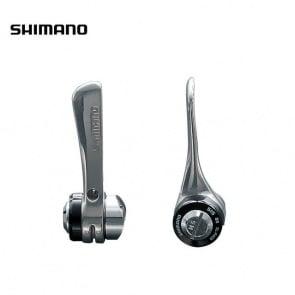 Shimano SL-R400 Down Tube Shifter Lever Set 8SP