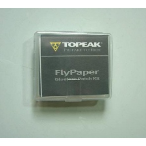 Topeak Fly Paper Puncture Patch Kit Glueless