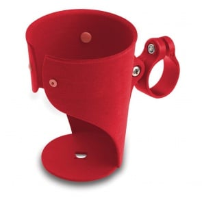 DELTA HOLDITS GRANDE BEVERAGE HOLDER RED