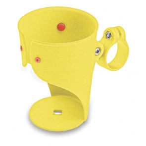 DELTA HOLDITS GRANDE BEVERAGE HOLDER YELLOW
