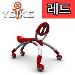 YBIKE Pewi Kids Bike Red