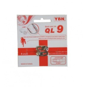 YBN QL9 chain link 9speeds bicycle