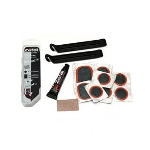 Zefal Bicycle Puncture Patch Set Emergency Repair