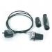 Sram Twist Shifter 170mm wiht Mini Clickbox and Grips