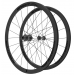 Knight Composites 35w-dt Swiss 240s Carbon Clincher Wheelset- 700c Black