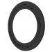 Knight Composites 95 Carbon Rim Clincher Front 700c Black