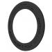 Knight Composites 95 Carbon Rim Clincher Rear 700c Black