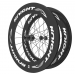 Knight Composites 95w-dt Swiss 240s Carbon Clincher Wheelset 700c White