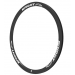 Knight 35 Carbon Rim Clincher Rear 700C White