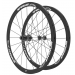 Knight Composites 35W-Dt Swiss 240s Carbon Tubular Wheelset- 700c White