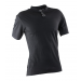 Race Face Henley Jersey Short Sleeve Black