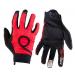 Race Face Women Khyber Gloves Flame