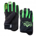 Race Face Dewey Youth Gloves Black Green