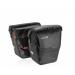 Ibera IB-BA20 PakRak Waterproof Panniers 30L Black