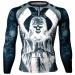 Btoperform God Of Death FX-118 Compression Top MMA Jersey Shirts