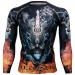 Btoperform Hellfire FX-120 Compression Top MMA Jersey Shirts