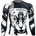 Btoperform Tigris Altaica FX-124 Compression Top MMA Jersey Shirts