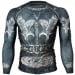 Btoperform Wild Thing - Black Full Graphic Compression Long Sleeve Shirts FX-127K