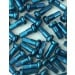 Wheel Smith Alloy Blue Nipple 2.0x12mm 50pcs