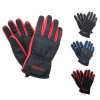 Kevin Wind Tex Winter Cycling Gloves-Red