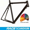 Quantec Frame Race Scandium Single-Colored Powdered