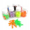 Alligator Spiral Frame Protector Tube Set 2pcs 8colors