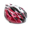 BicycleHero Caris Helmet RED Cycling Safety Adult