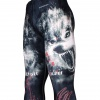 Btoperform Wolf Spirit FY-110 Compression Leggings Bottom MMA Tights Yoga