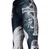 Btoperform God Of Death FY-118 Compression Leggings Bottom MMA Tights Yoga