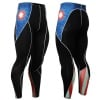 Fixgear Baselayer Compression Pants Tights MMA P2L-B37