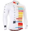Fixgear Mens Bicycle Jersey Cycling Long Sleeves CS3301