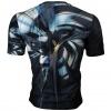 Btoperform Vitesse Full Graphic Loose-fit Crew neck T-Shirts FR-354