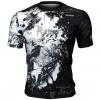 Btoperform Night of the Raven Full Graphic Loose-fit Crew neck T-Shirts FR-357