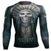 Btoperform Mohawk Spirit FX-102K Compression Top MMA Jersey Shirts