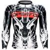 Btoperform Devil Horn FX-122 Compression Top MMA Jersey Shirts