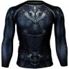 Btoperform Gladiator Full Graphic Compression Long Sleeve Shirts FX-133